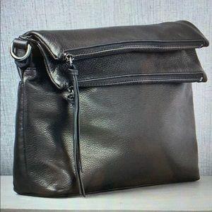 Margot New York Black versatile hobo bag